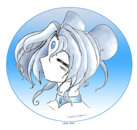 Gaian Zoe by ladyz0e