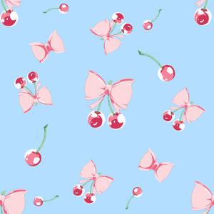 Sweet Cherries Lolita Print