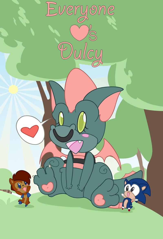 Everyone loves Dulcy by ladyz0e