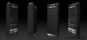 Small Power Block - model 02 by blackcloudstudios