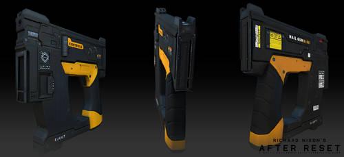 Nail Gun M-88 - model 01