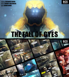 The Fall of Gyes is on Comixology now by blackcloudstudios