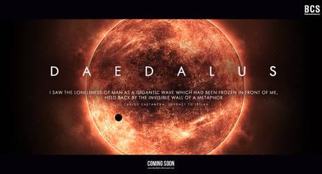 Daedalus: a thriller adventure hard sci-fi game by blackcloudstudios