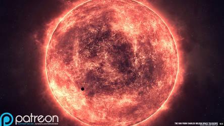 Daudalus Conceptarts: Sun View From CBST by blackcloudstudios