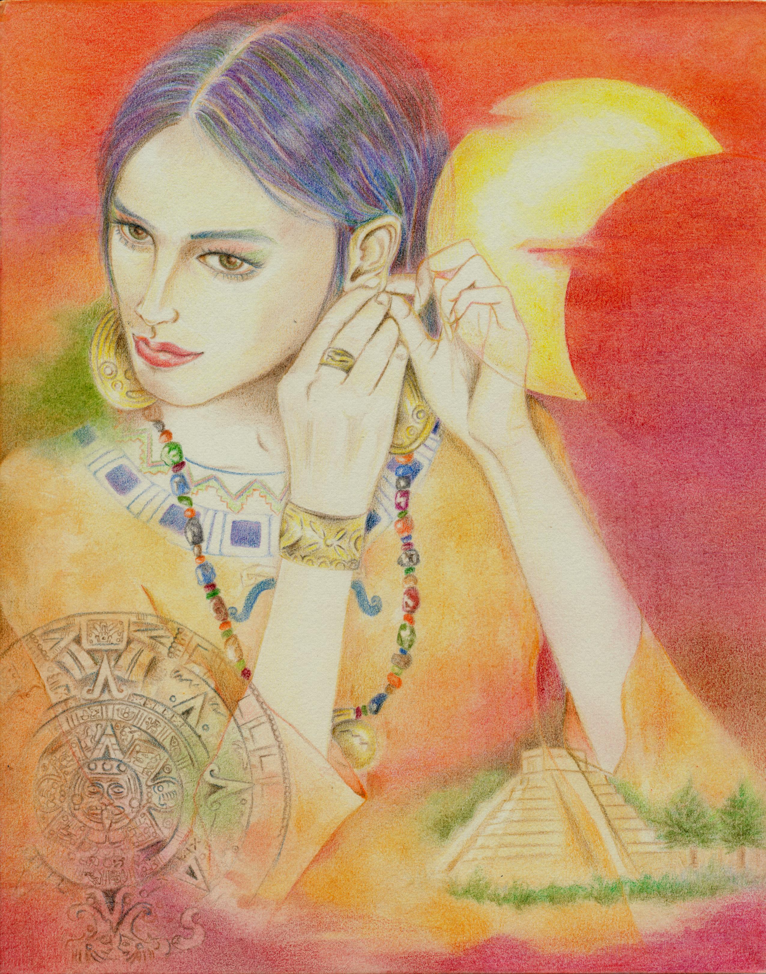 The Sun Ritual by Myuria