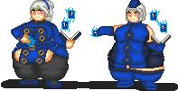 Commission: Fat Card Games by NemesisZeru