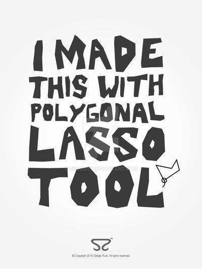 Polygonal Lasso Tool by Rexgios