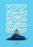 Poor twitter
