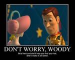 Toy Story Demote- Poor Woody