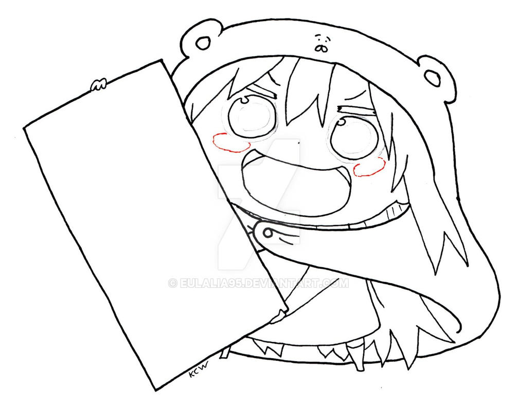 how to draw yandere chan chibi
