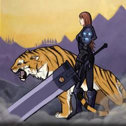 +Human Warrior+