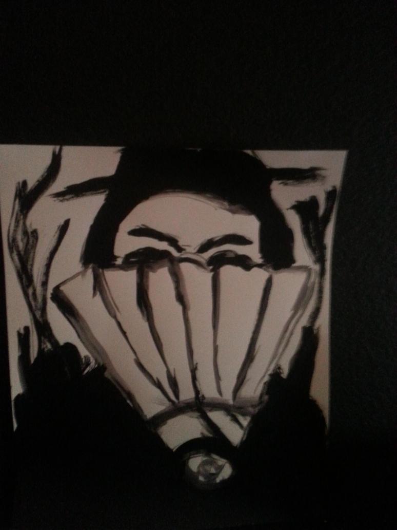 Fan by AlistairVanAllen