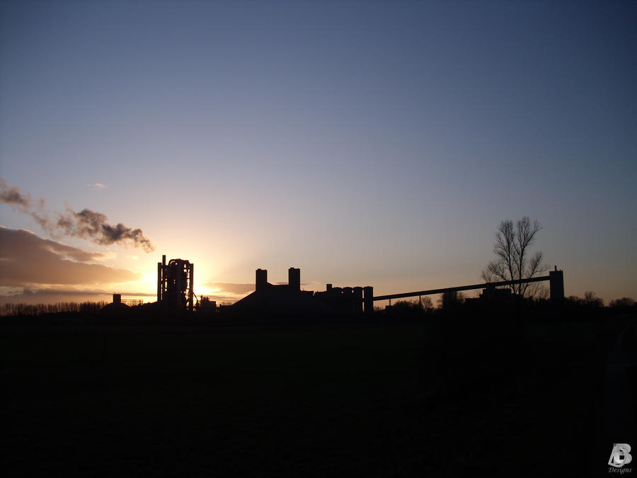 Industry Silhouette