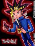 Yu-gi-oh! by Lady-Flame