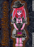 Halloween Usagi by Lady-Flame