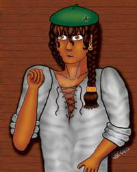 Sea Witch Ch1 Illustration - Tomo