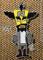 Dr Neo Cortex by Lady-Flame