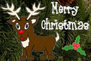 Chibi Rudolf by Lady-Flame