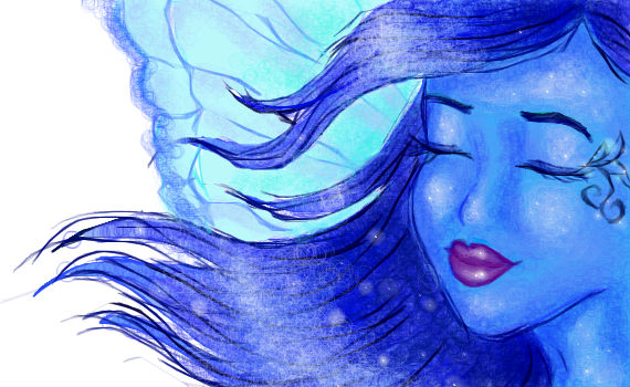 A fada azul by kkqj27