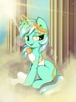 The Goddess Lyra ~