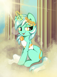 The Goddess Lyra ~