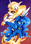 Daybreaker and luna