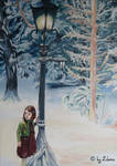 The Lion, the Witch and the Wardrobe - NARNIA
