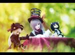 ~Tea Time~ by Sanaki-chan