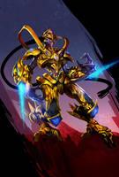 StarCraft: Zelot by ElOblazewicz