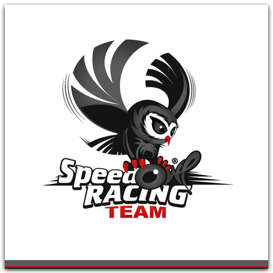 Racing Team Logos Logo Speed Owl Racing Team by