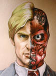 Two-face for BIO by egonschiele90