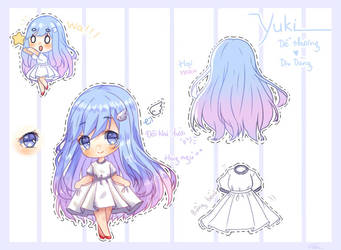 Yuki's design by Myding2k3