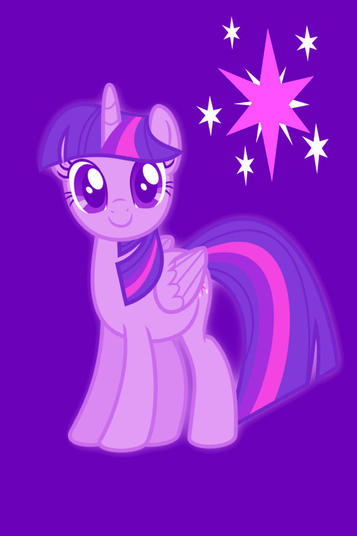 my little pony twilight sparkle phone wallpaperstarlightglimer
