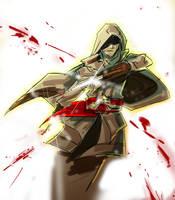yay it's Ezio by nnaj