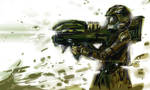 Halo 3:ODST - Dutch