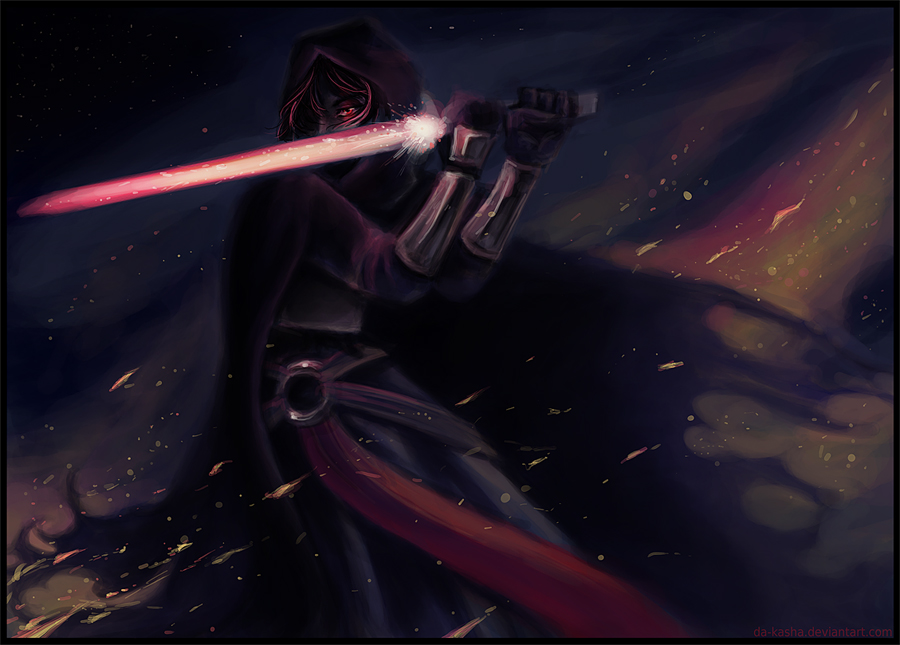 View Epic Darth Revan Art Gif