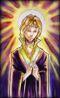 Dark Prophet by nnaj