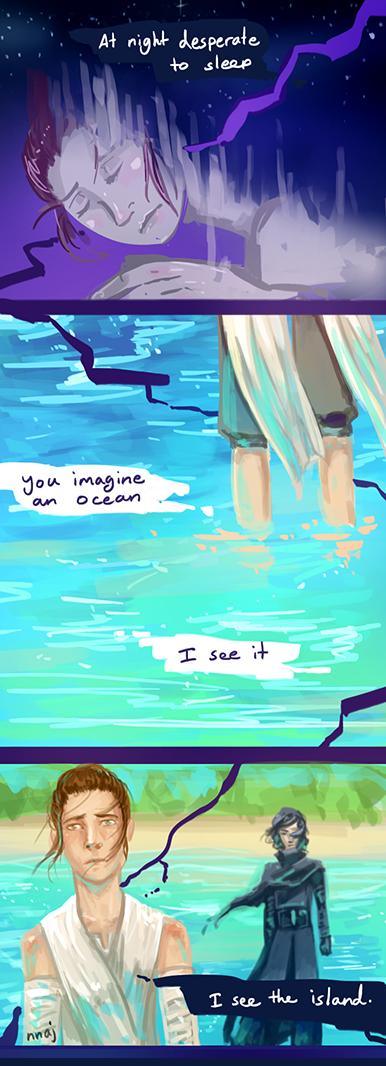 I See The Island by nnaj