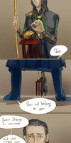 Loki V Strange