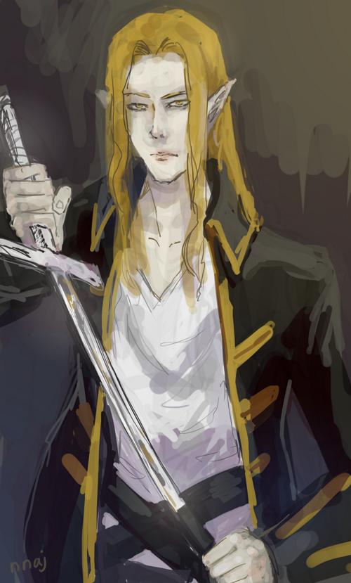 New Alucard by nnaj