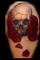 skull coverup by eminimal
