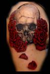 skull coverup