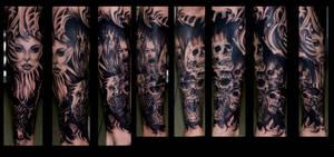 skulls..faces.