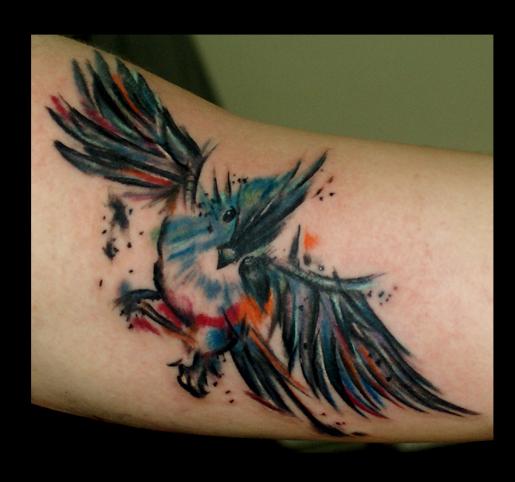 bird by eminimal