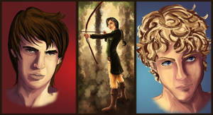 The Hunger Games by sportfreundinanni