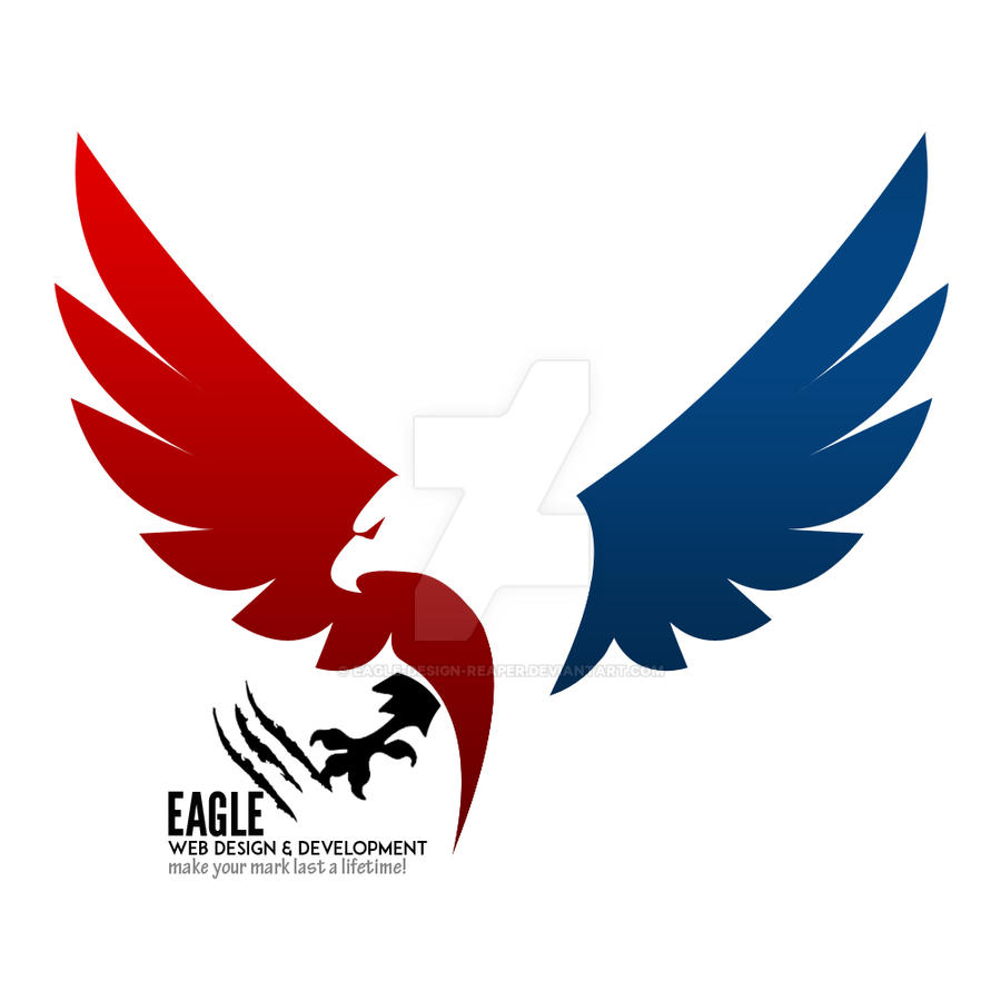 eagle web design and development by eagledesignreaper on