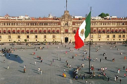Plaza de la Constitucion by AJcosmo