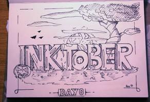 Inktober Day 0: Header