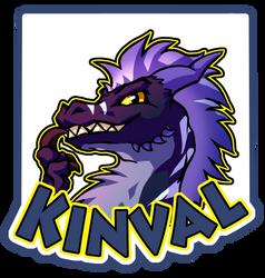 Kinval Badge