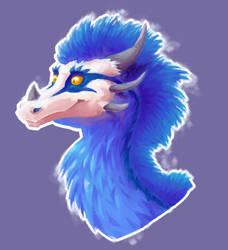 Aurean the dragon